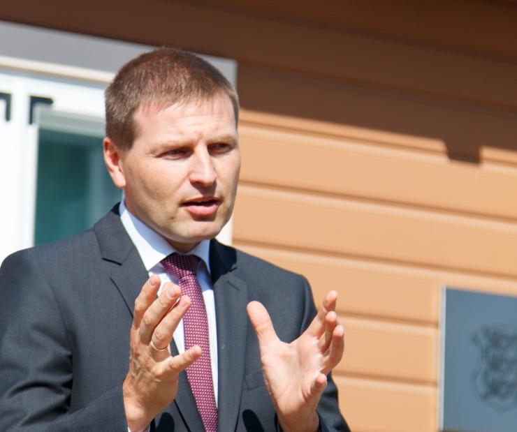Pevkur: erakondade juhtide valimisi võiks korraldada valimiskomisjon