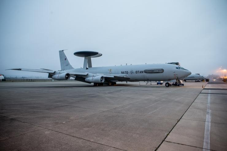 NATO pataljoni lahingugrupp alustab liikumist Eestisse