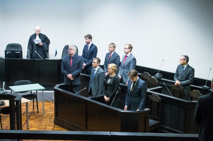 Liviko kartellileppe esimese kohtuasja osalised jäid lõplikult süüdi