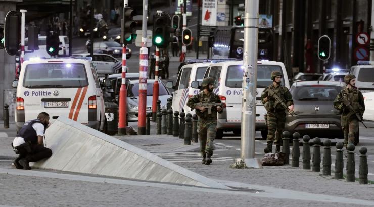 Brüsseli peamises raudteejaamas kärgatas plahvatus
