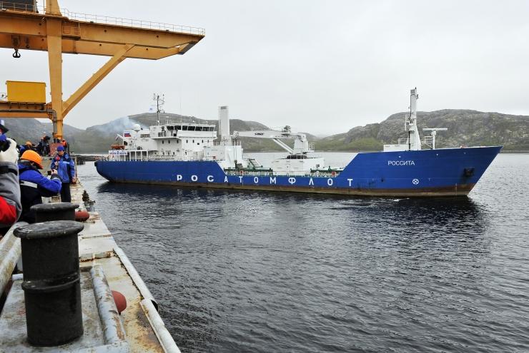 Meedia: Venemaa tahab transportida ujuvat tuumajaama üle Läänemere