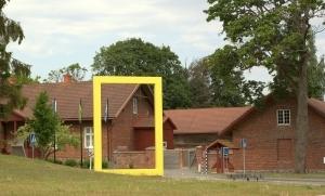Piirissaar saab National Geographicu kollase akna