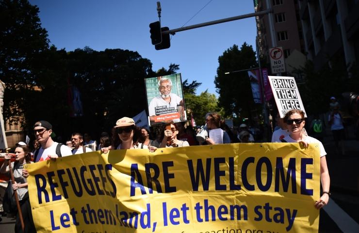 ÜRO süüdistab Austraaliat põgenikeleppe rikkumises