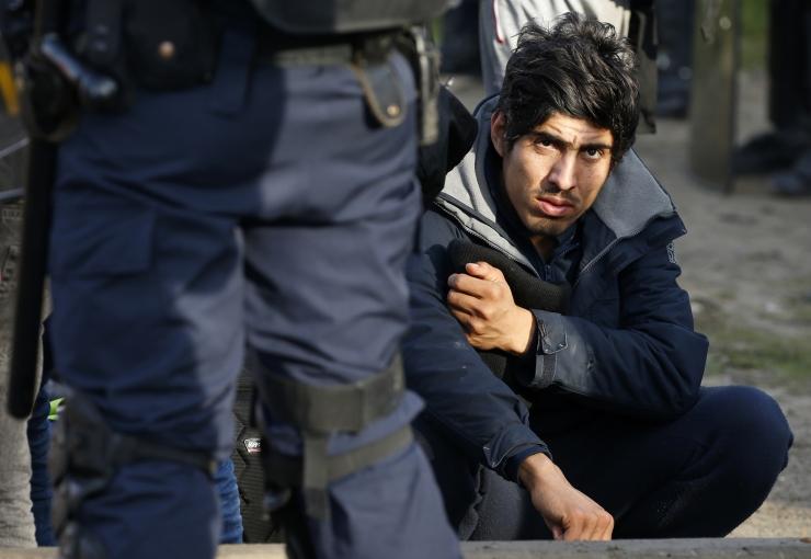 Ühiskonnale ohtlikke pagulasi võib hakata varsti riigist välja saatma