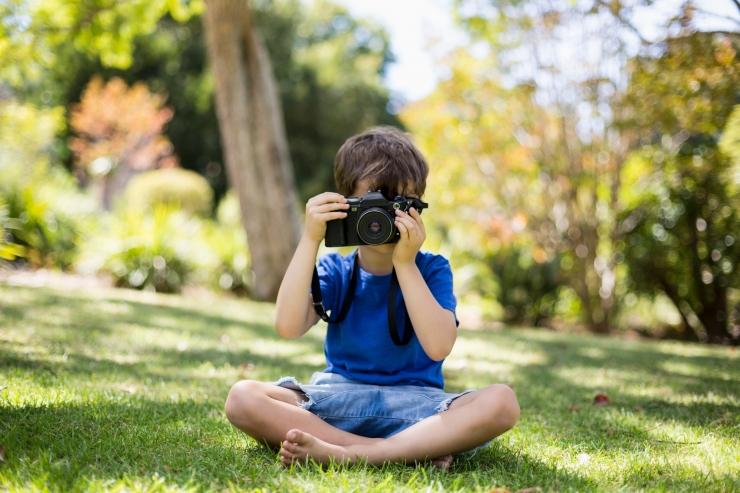 Tallinna koolilapsed noppisid filmikonkursi võidu oma vanuseklassis