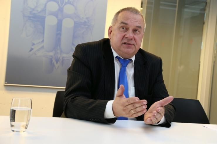 Riisalu: Tallinnale võiks kuuluda osalus Eesti kapitaliga pangas