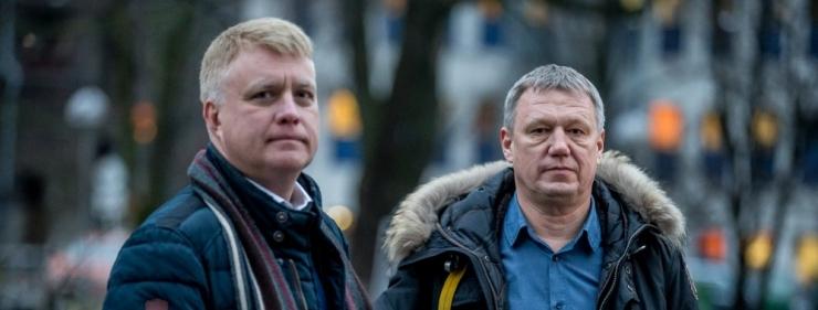 Politsei pidas kahtlustatavana kinni endised HKScan Balti juhid Teet Soormi ja Mati Tuvi