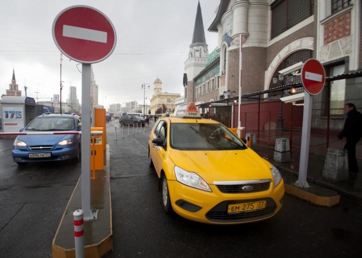 Moskva linnavalitsus: taksojuhid õppigu MM-iks inglise keel ära