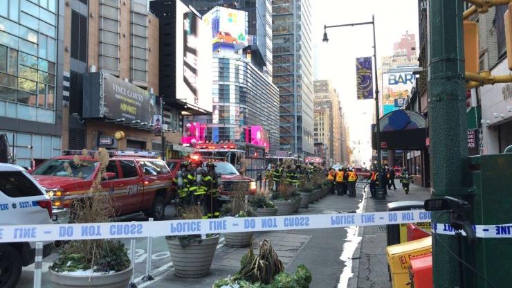 New Yorgi pommimees tahtis tasuda õhulöökide eest IS-i vastu