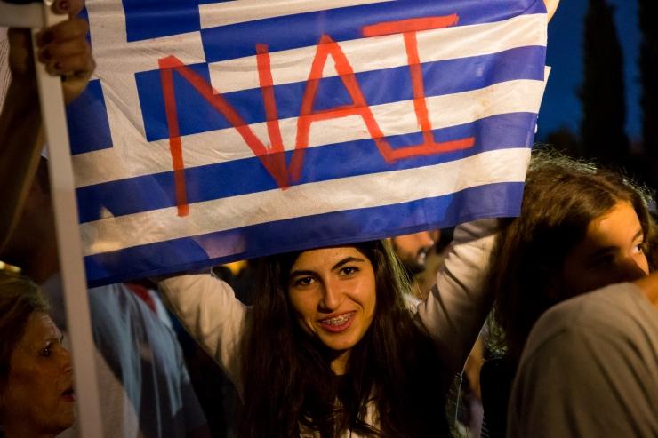 Kreekas on streigid põhjustanud liikluskaose