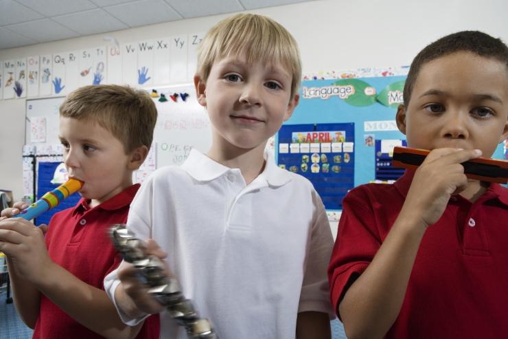 Südalinna Koolis alustas tegevust kogupäevakool.