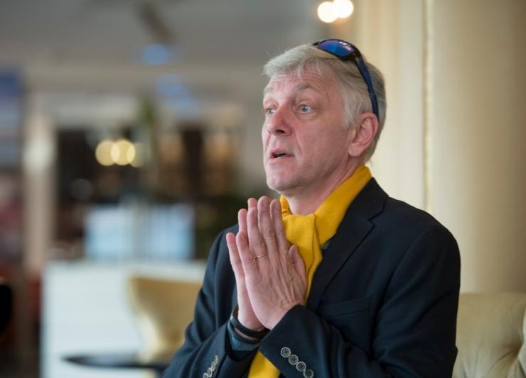 Tarand kaotas taas Euroopa Parlamendi asepresidendi valimistel