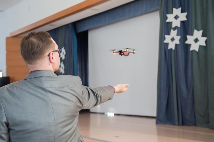 FOTOD JA VIDEOD! Pelgulinna gümnaasiumis avas uksed neljas innovatsioonilabor