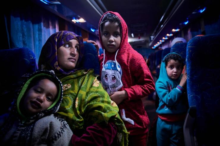 ÜRO: inimsmugeldajad tapsid 12 põgeneda üritanud migranti