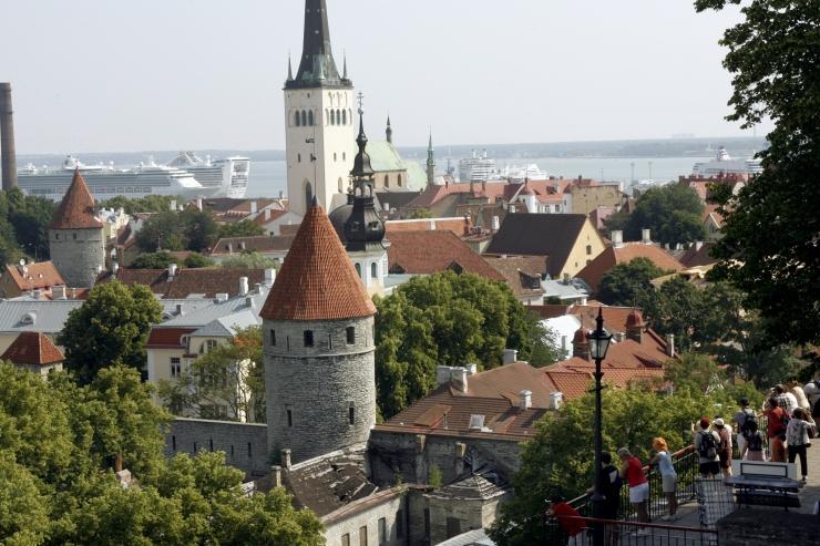 Tallinn koostab kommunikatsioonidest kolmemõõtmelise kaardi