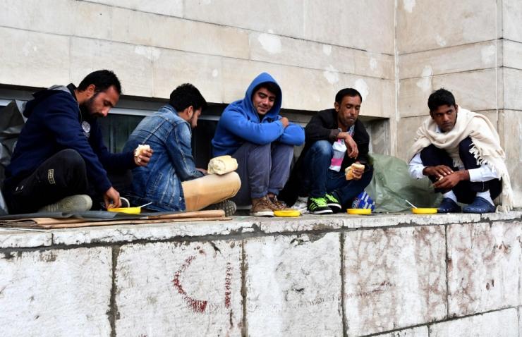 Bosnia: EL keeldub põgenikekeskust rahastamast