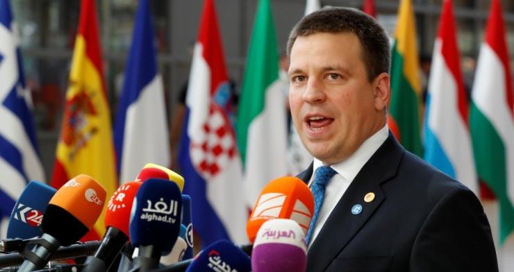 Jüri Ratas: pagulaste vastuvõtmine peab jääma vabatahtlikuks
