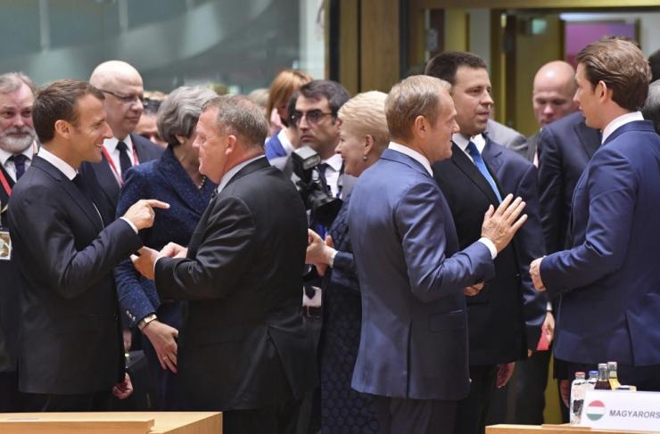 Euroopa Liidu riigid jõudsid migratsiooniküsimustes kokkuleppele