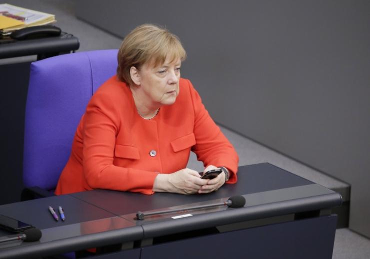 Saksa valitsus jõudis migratsiooni osas üksmeelele
