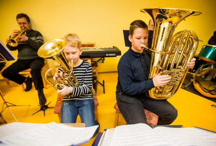 """EV100 algatus """"Igal lapsel pill"""" paneb Eesti rahvusvahelisel muusikapäeval kõlama"""