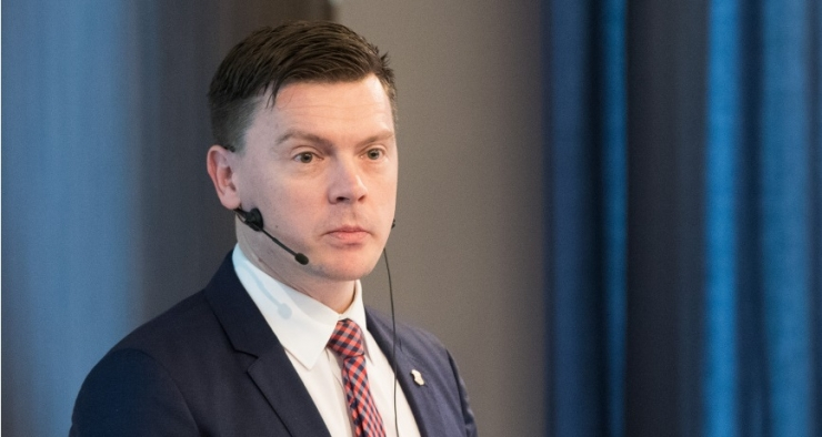 Dmitri Jegorov: oleme väga pikka aega ülemaksustanud väikseid palku ja alamaksustanud kõrgeid palku