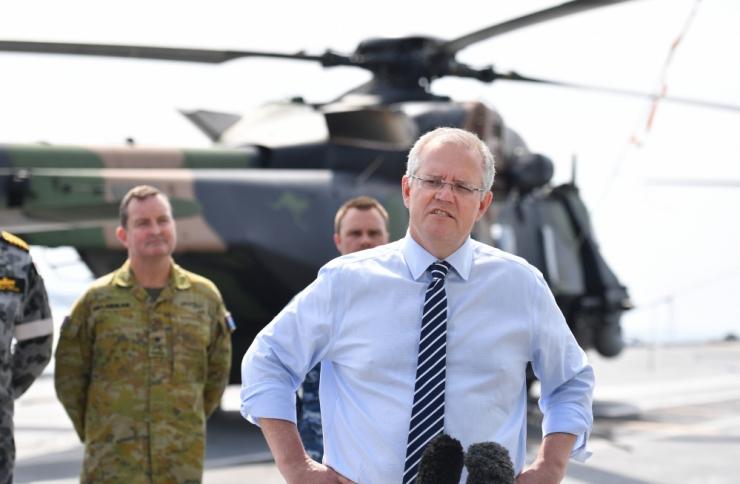 Austraalia ei ühine ÜRO ränderaamistikuga