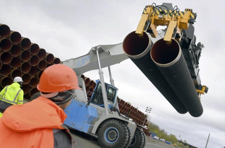 USA kutsus EL-i üles gaasijuhtmest Nord Stream 2 loobuma