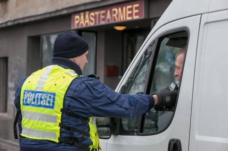Politsei on tänavu tabanud 6339 purjus sõidukijuhti
