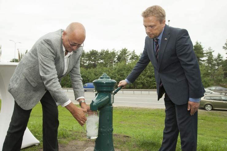 Tallinna Vee joogivee kvaliteet püsis mullu 99,93 protsendi juures