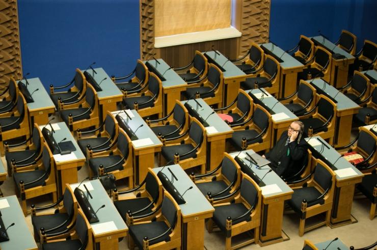 Kolme päevaga on riigikogu valimistel antud 96 525 häält
