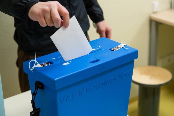 Nüüd teada: pealinna valijatest osales kõigest 65,37%