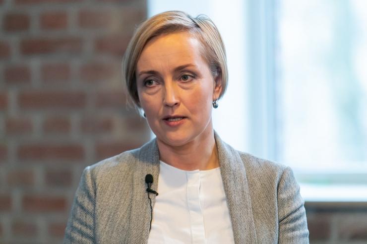 Kristina Kallas: aega jäi väheks