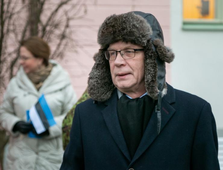 Riigikogust välja jäänud Nestor hakkab pensionipõlve pidama