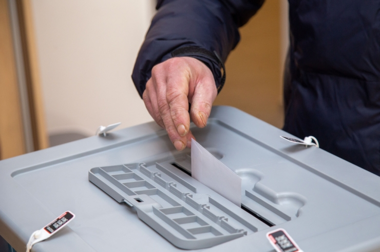 EKRE jääb Narvas ilma 735 häälest