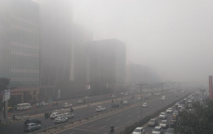 Enamik maailma suurima õhusaastega linnadest asuvad Indias