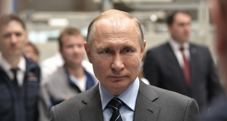 Kaljulaidi ja Putini tippkohtumiselt oodatakse majandussuhete elavdamist