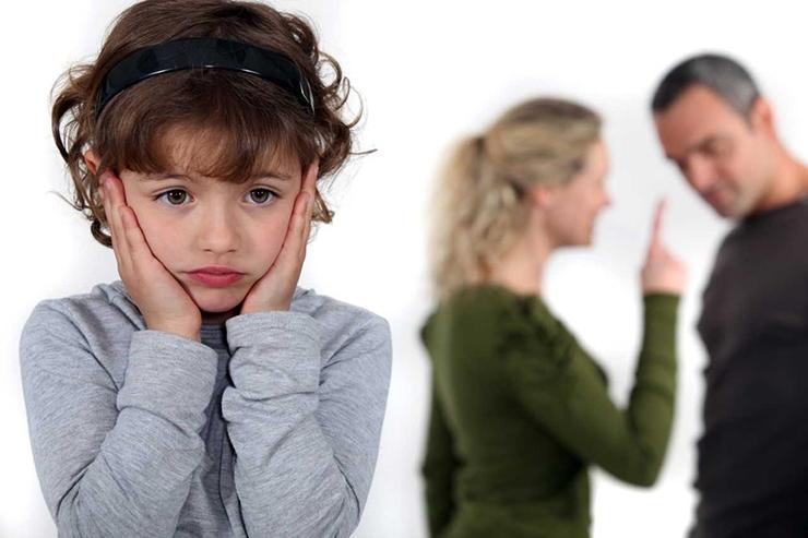 RÄNK LAHUTUS: Nelja-aastane laps jäi haigeks iga kord, kui pidi isaga kohtuma