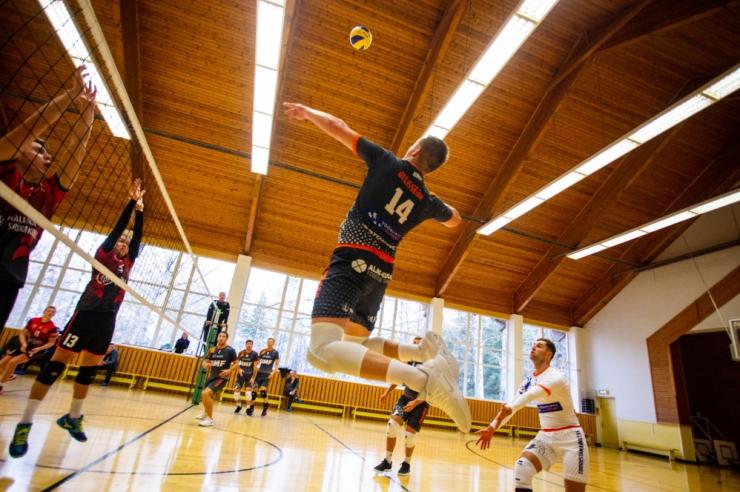 Tallinna Spordikool avas vastuvõtu järgmiseks kaheks hooajaks