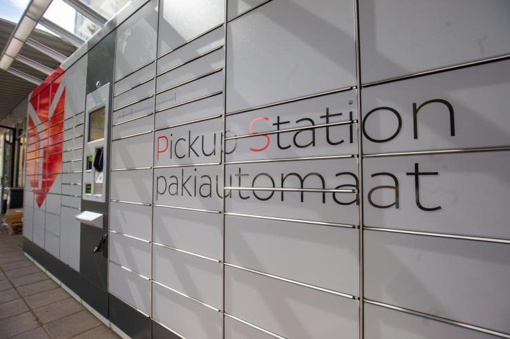 Uuring: Eesti e-ostlejad eelistavad pakiautomaati, mitte kullerit koju