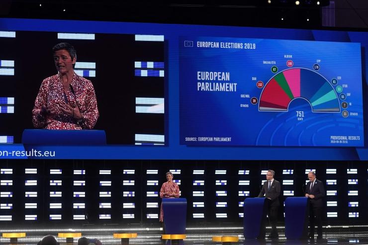 Europarlamendi fraktsiooni ALDE uueks nimeks sai Renew Europe