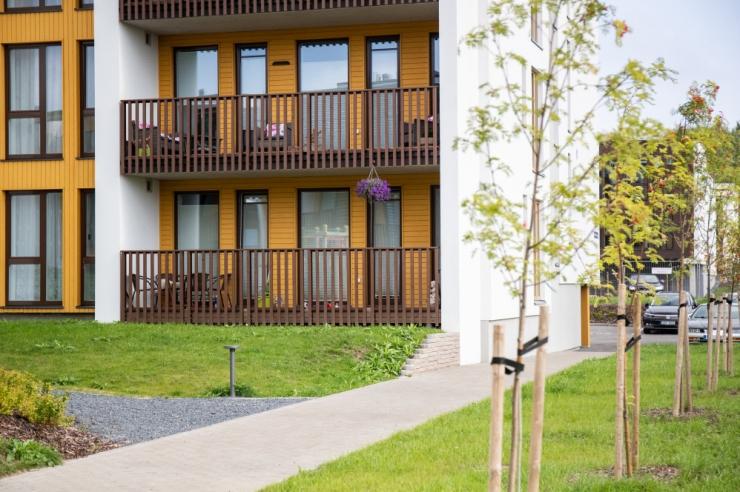 Jõukaima valla korterihinnad edestavad Tallinna hindu