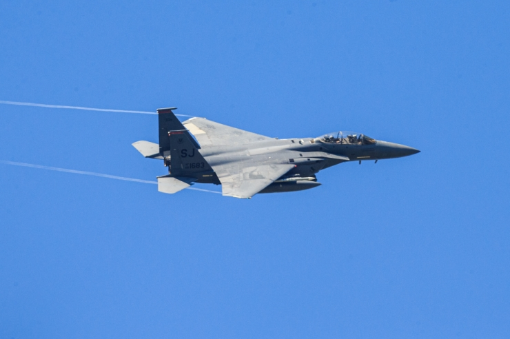 Leedu: NATO hävitajad saatsid nädalaga Vene sõjalennukeid kolm korda