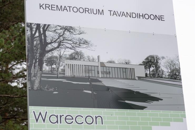 Täna jagab Liiva kalmistu krematooriumi rajaja infotunnis selgitusi
