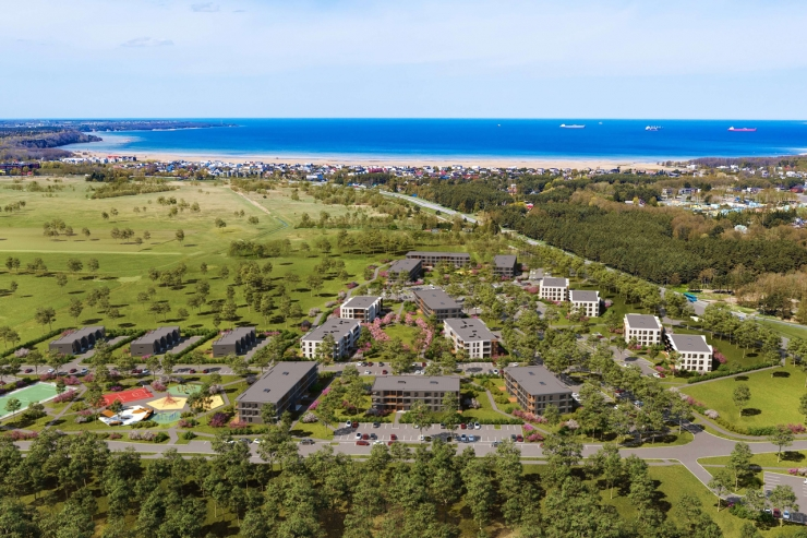 Tallinna piiril Tiskres hakati ehitama 100 uut korterit