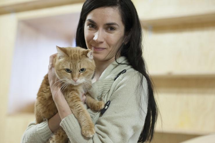 Varjupaikade MTÜ aastapreemia pälvis Hellika Landsmann