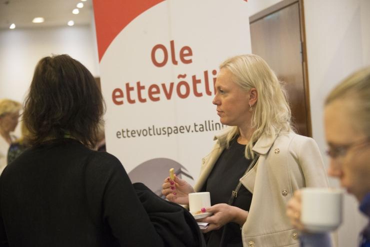 Pidulikul galaõhtul selgusid Tallinna parimad ettevõtted ja ettevõtmised