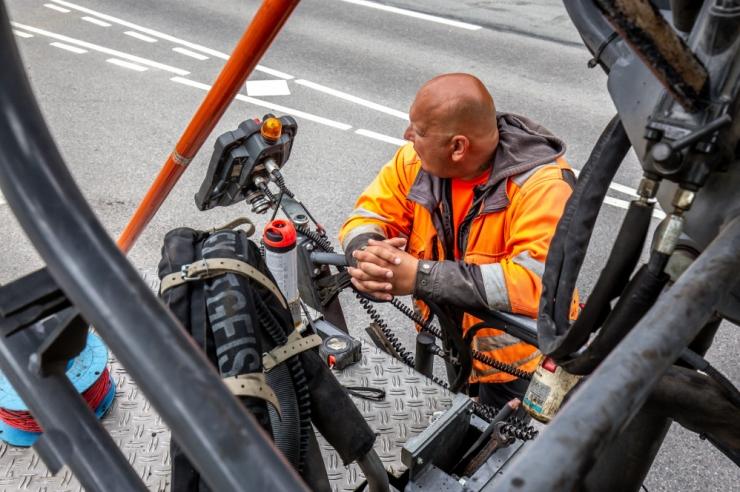 Tallinna Valdeku tänava remont toob lähipäevil liiklusmuudatusi