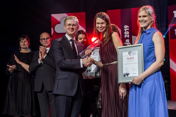 VAATA PILTE! Selgusid Tallinna selle aasta parimad ettevõtlusteod