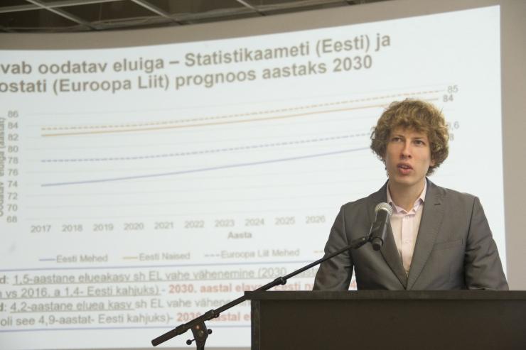 Minister Kiik: miinimumpalgaga tagame inimeste minimaalse heaolu, aga meie eesmärk peab olema kõrgem