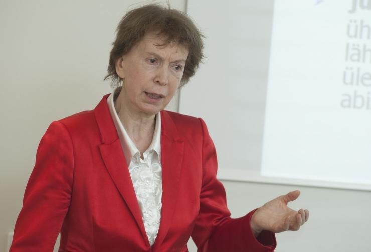 Sotsioloog: Tallinnas pole getostunud linnaosasid